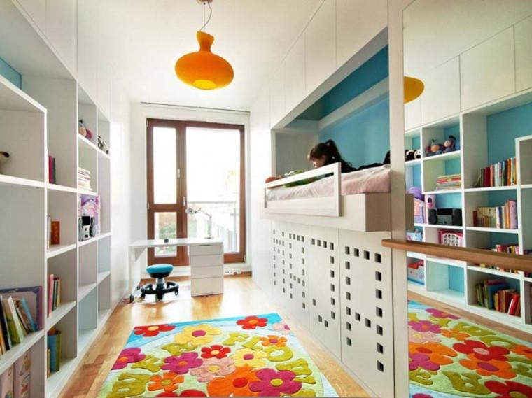华沙活泼儿童卧室