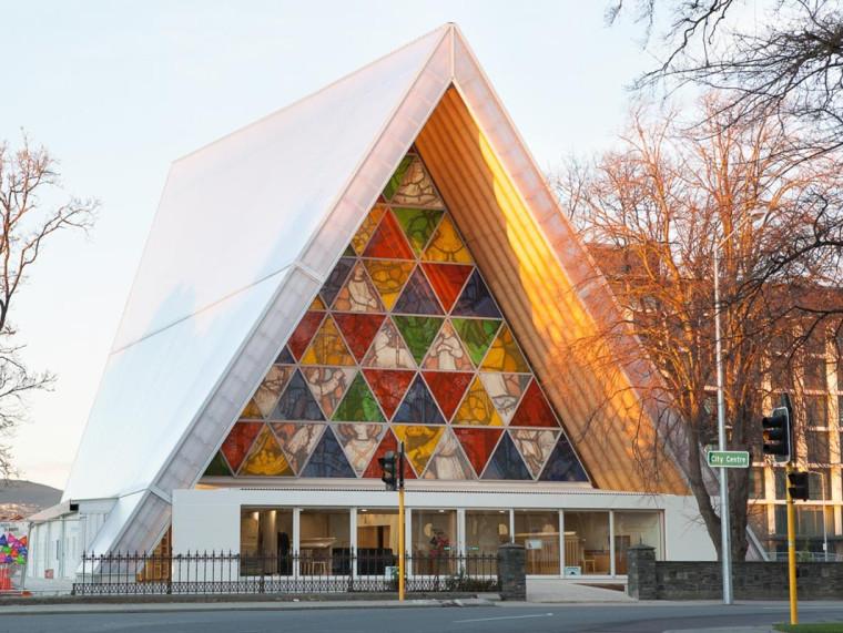 新西兰纸板大教堂