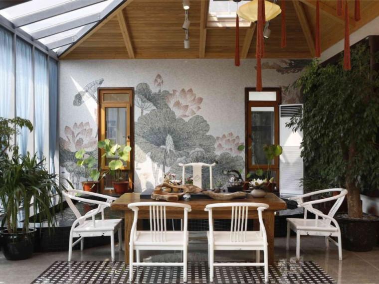 北京王凤波装饰公司办公及会所区域空间设计