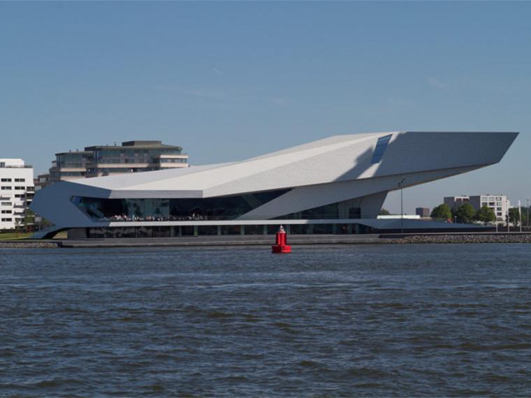 阿姆斯特丹EYE-Film广场
