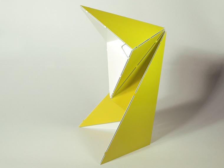 可折叠折纸台灯第1张图片
