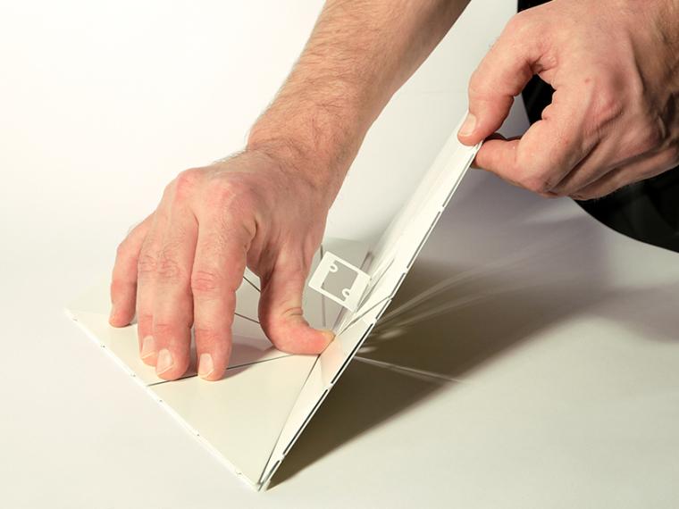 可折叠折纸台灯第6张图片