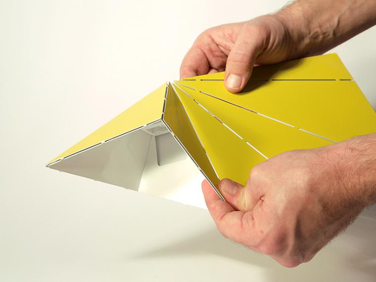 可折叠折纸台灯第8张图片