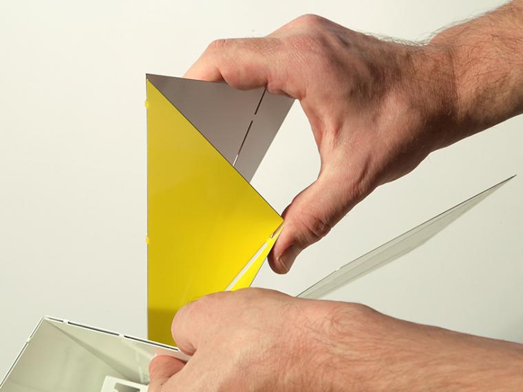 可折叠折纸台灯第9张图片
