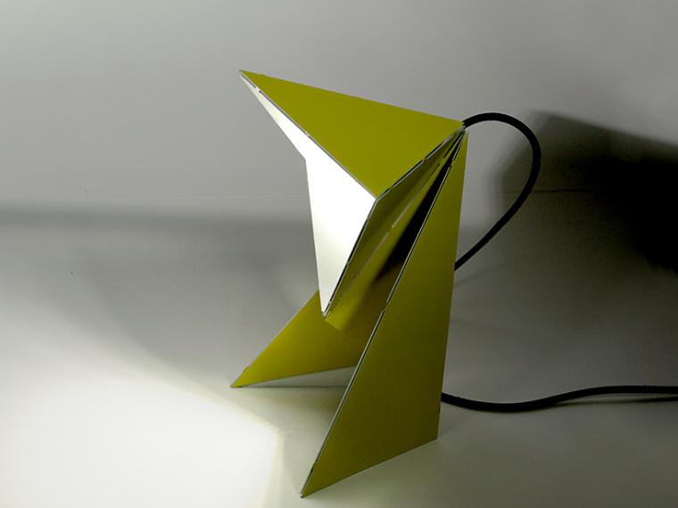 可折叠折纸台灯第12张图片