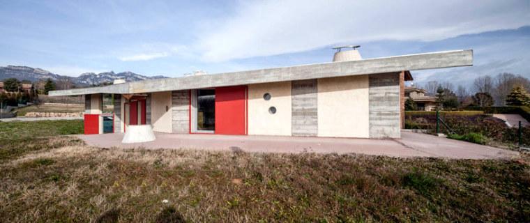 巴塞罗那casabitxo住宅-巴塞罗那casa bitxo住宅第7张图片