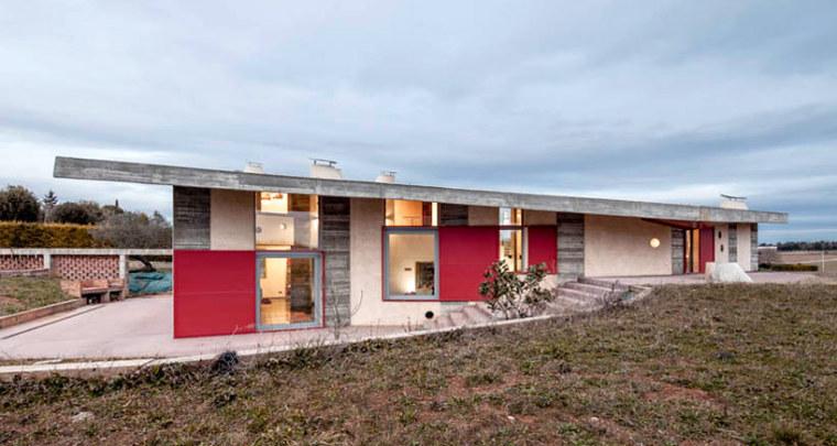 巴塞罗那casabitxo住宅-巴塞罗那casa bitxo住宅第8张图片