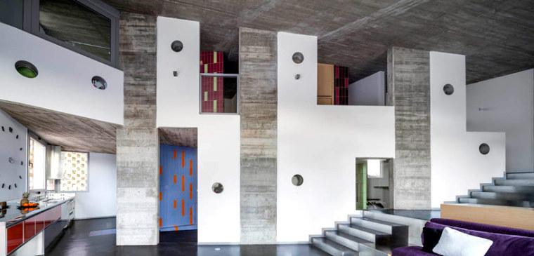 巴塞罗那casabitxo住宅-巴塞罗那casa bitxo住宅第11张图片