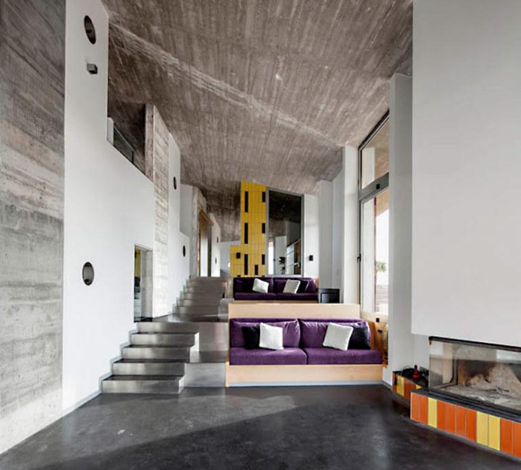 巴塞罗那casabitxo住宅-巴塞罗那casa bitxo住宅第13张图片
