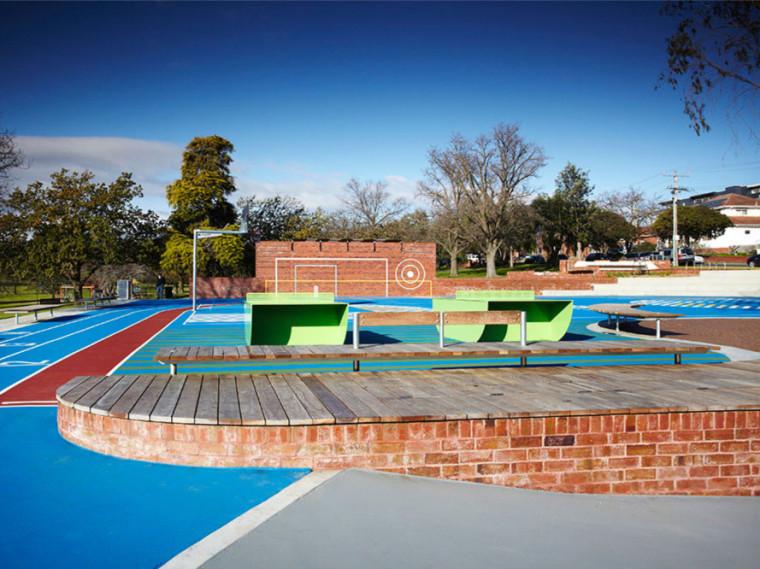 澳大利亚Box Hill公园