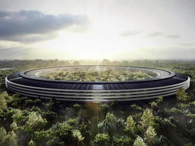 苹果公司总部设计