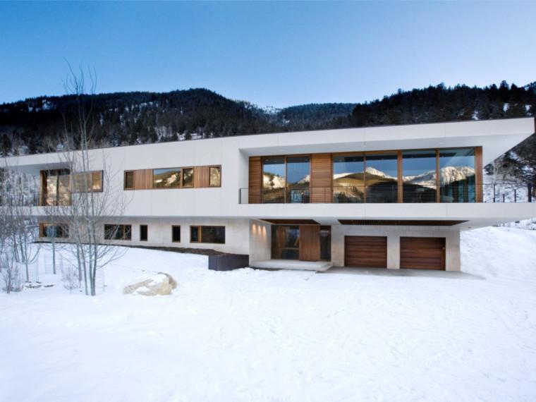 直线型住宅