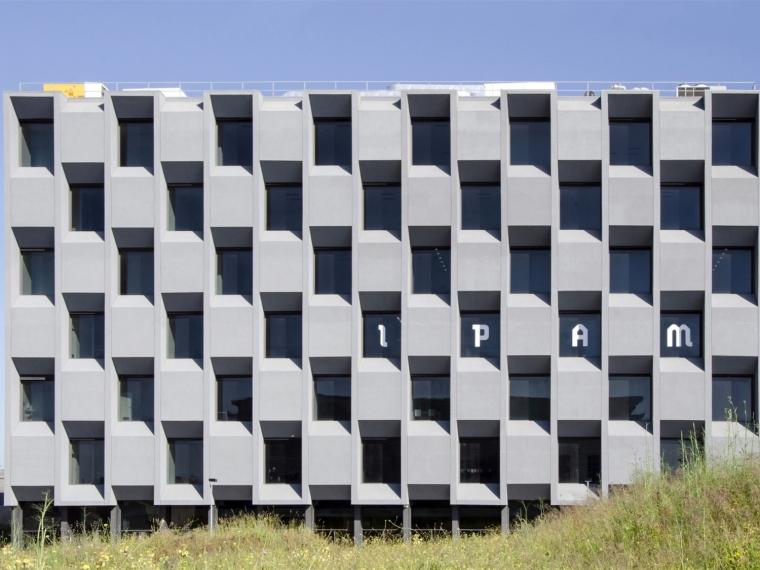 IPAM办公大楼资料下载-IPAM办公大楼