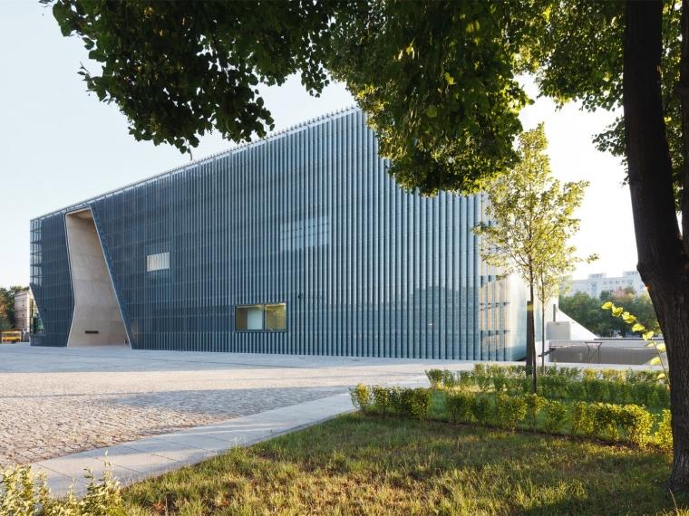 波兰犹太人历史博物馆