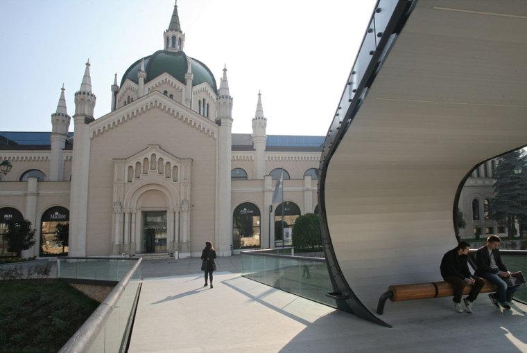 萨拉热窝和波黑FestinaLente大桥-萨拉热窝和波黑FestinaLente大桥第5张图片