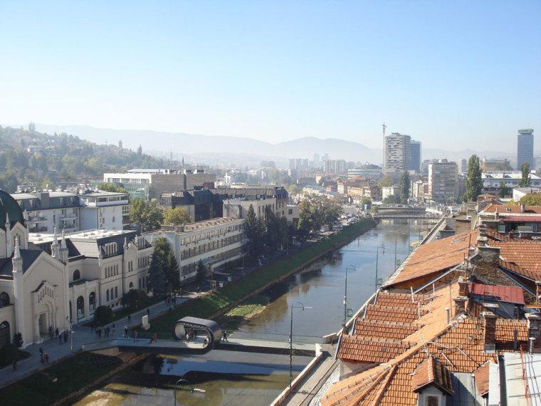 萨拉热窝和波黑FestinaLente大桥-萨拉热窝和波黑FestinaLente大桥第7张图片