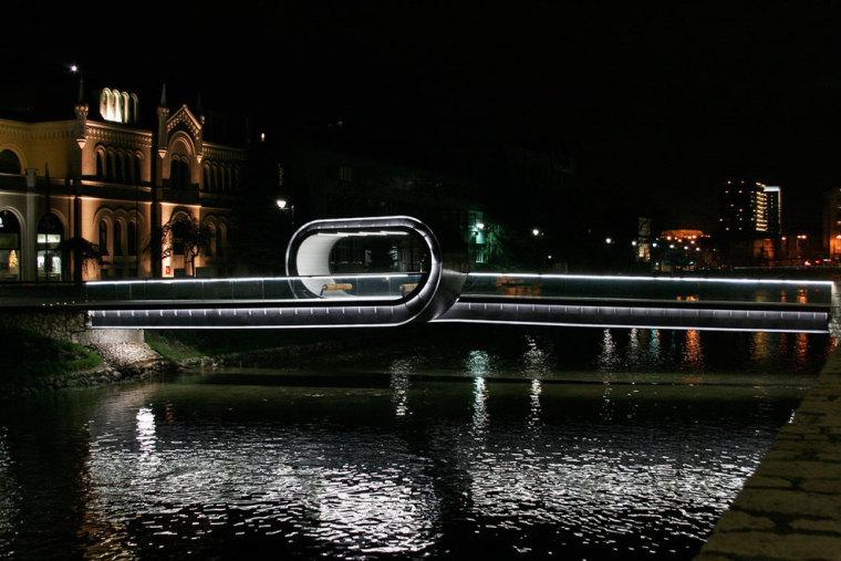 萨拉热窝和波黑FestinaLente大桥-萨拉热窝和波黑FestinaLente大桥第8张图片