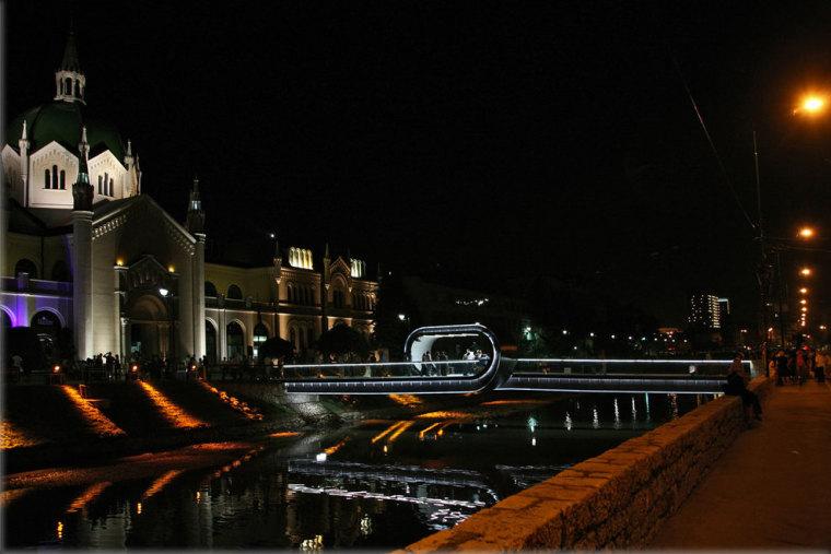 萨拉热窝和波黑FestinaLente大桥-萨拉热窝和波黑FestinaLente大桥第9张图片
