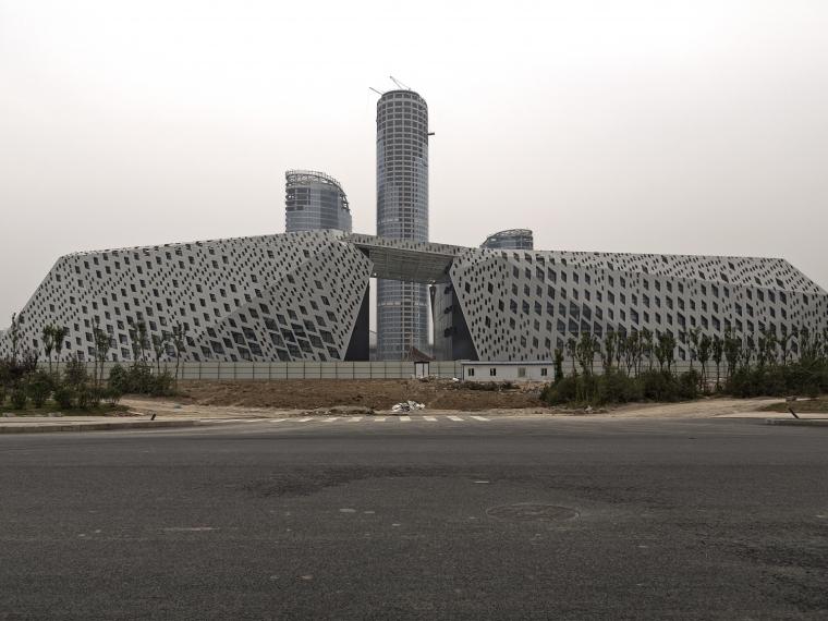 济南市省会文化艺术中心三馆