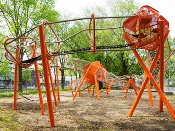 荷兰Osdorp Oever儿童游乐场