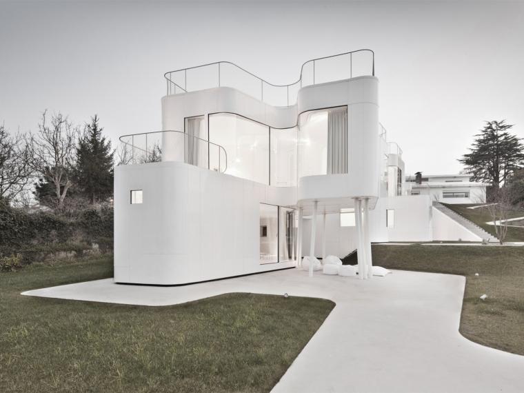 西班牙翻新住宅