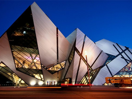 安大略皇家博物馆水晶馆