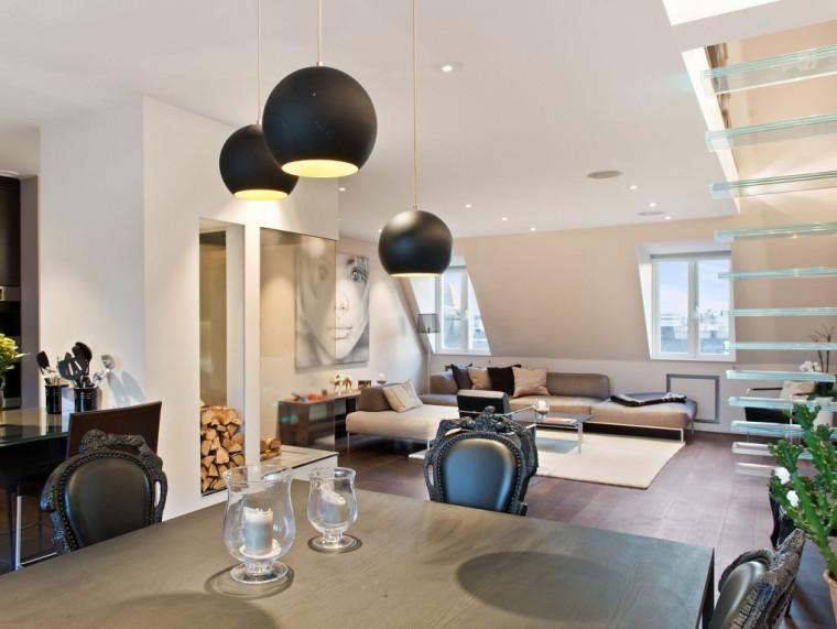 斯德哥尔摩复式住宅