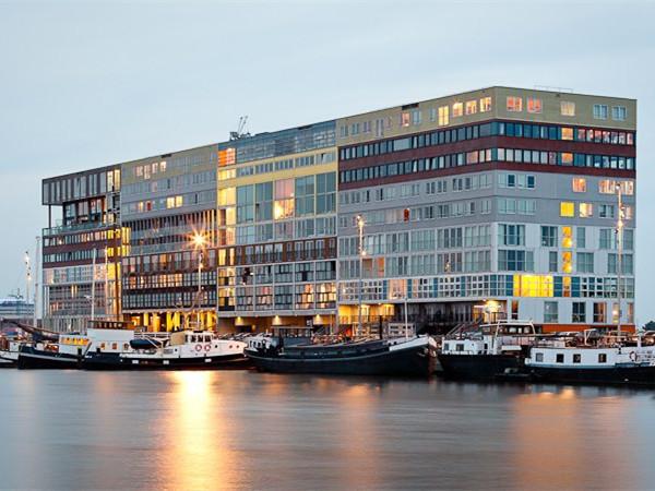 阿姆斯特丹城市住宅
