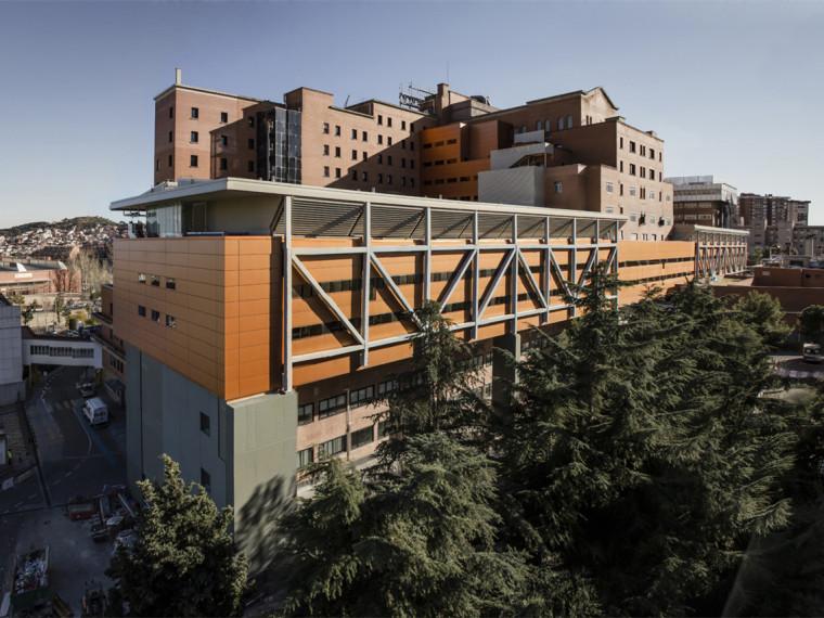 巴塞罗纳瓦尔德希伯伦医院