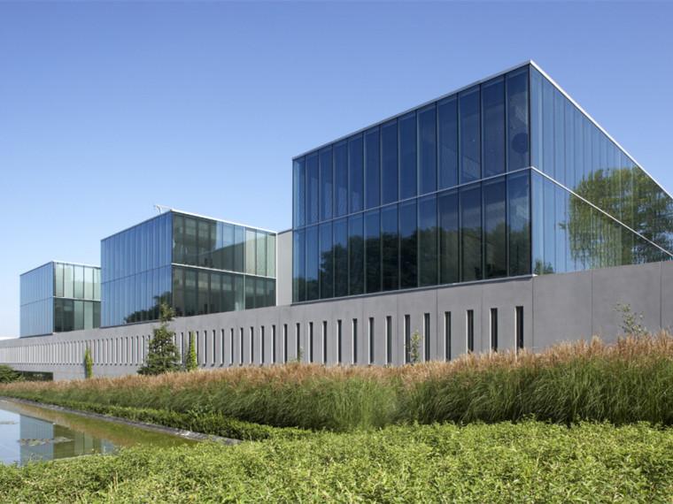 比利时办公大楼