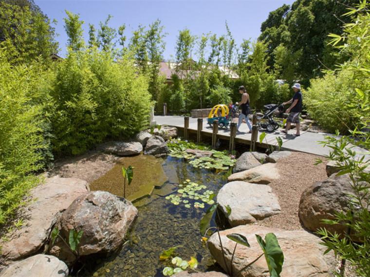 阿德莱德大熊猫体验馆