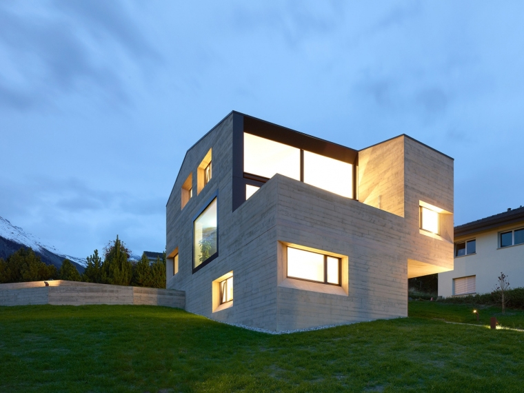 瑞士MFC住宅