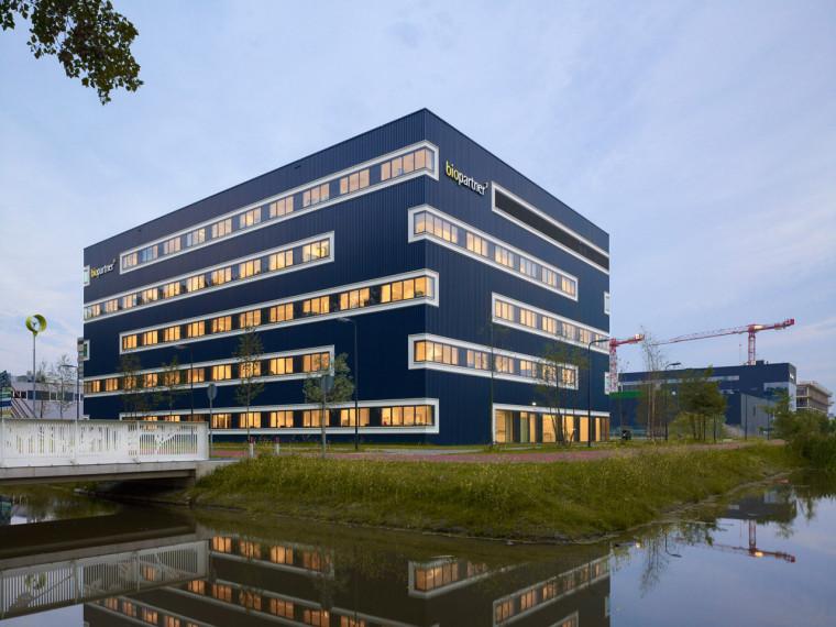 Vermeer资料下载-BioPartner荷兰莱顿中心
