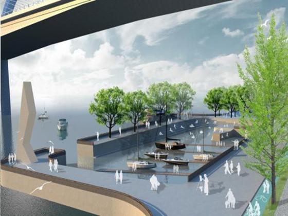 泸州澄溪口长江滨水公园景观设计