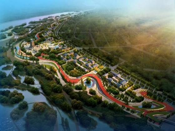汉中天汉文化公园