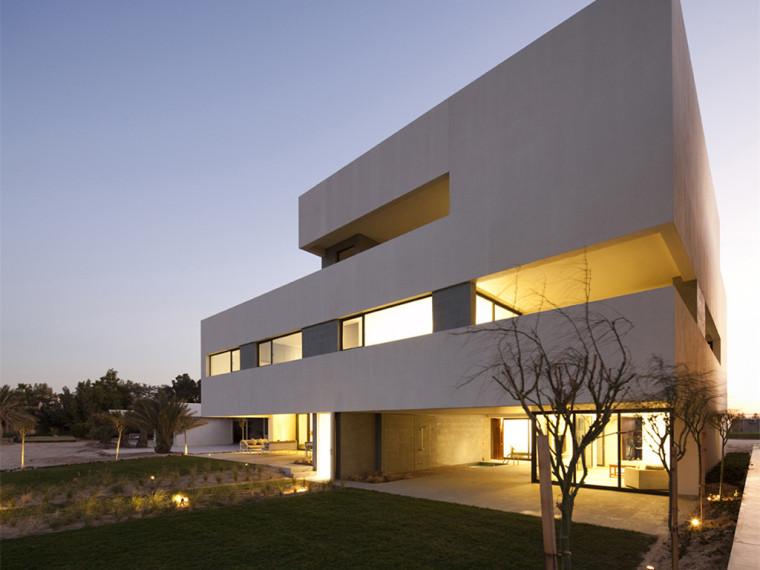 科威特S Cube私人住宅
