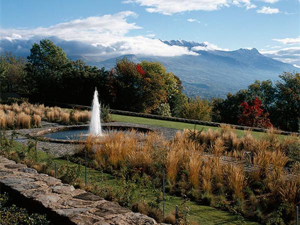法国Charance露台花园