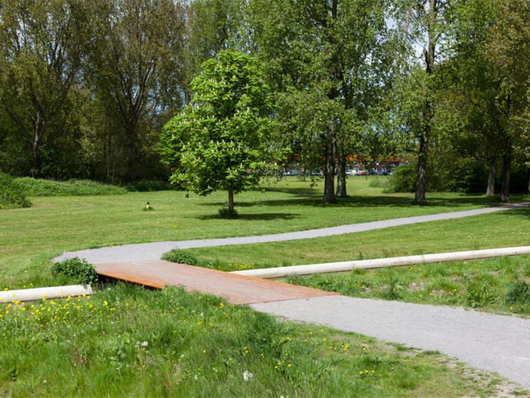 荷兰费尔森市Wijkeroog公园