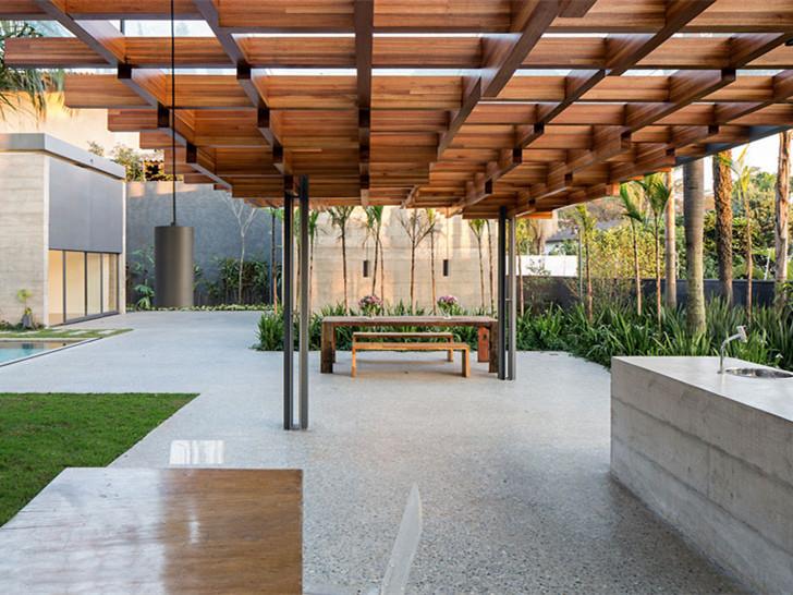 巴西圣保罗艺术庭院