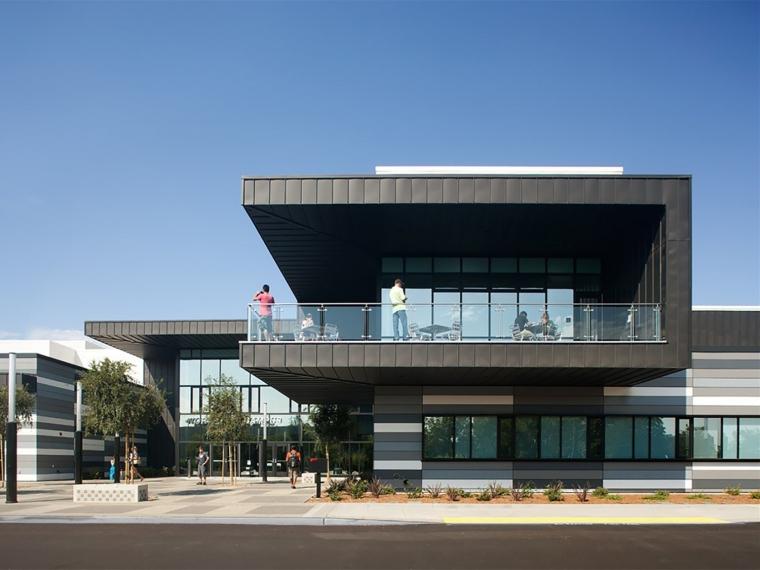 圣迭戈继续教育学院教学大楼