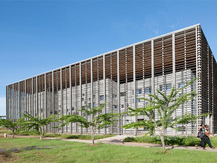 圭亚那大学图书馆第1张图片