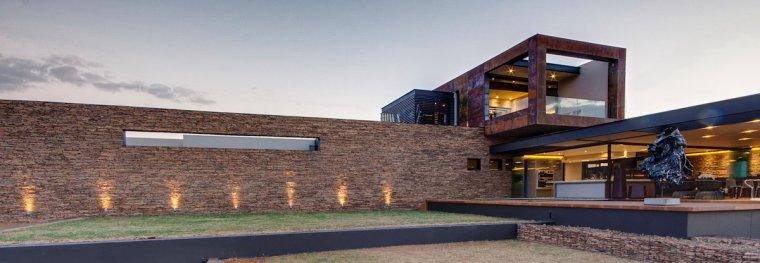 南非博兹别墅外部局部图-南非博兹别墅第4张图片