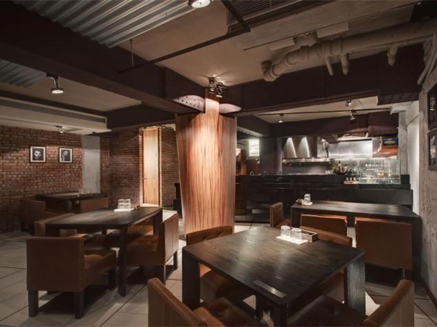 台北Baffi意大利餐厅第1张图片