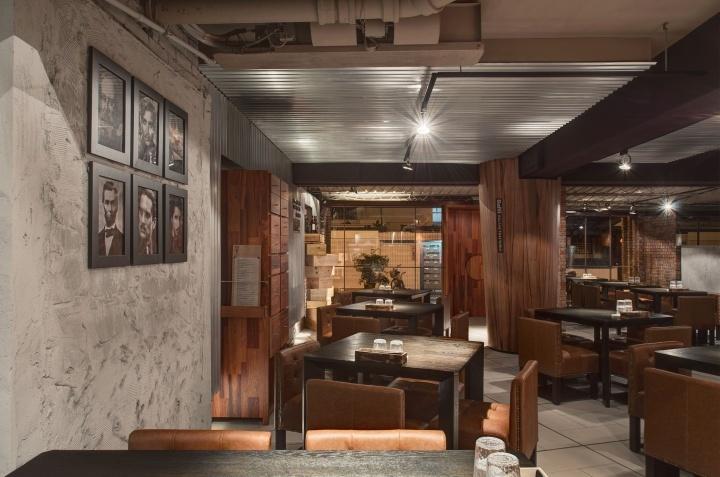 台北Baffi意大利餐厅室内局部图-台北Baffi意大利餐厅第2张图片