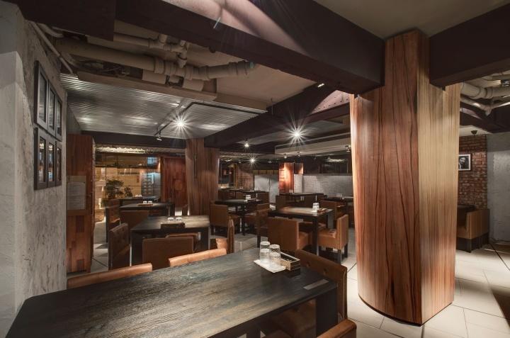 台北Baffi意大利餐厅室内局部图-台北Baffi意大利餐厅第3张图片