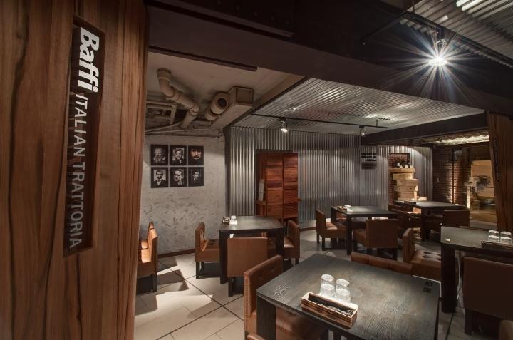 台北Baffi意大利餐厅室内局部图-台北Baffi意大利餐厅第4张图片