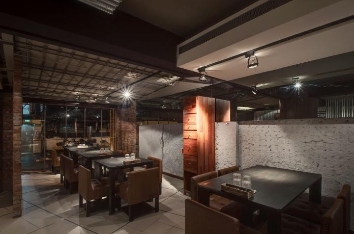 台北Baffi意大利餐厅室内细节图-台北Baffi意大利餐厅第5张图片