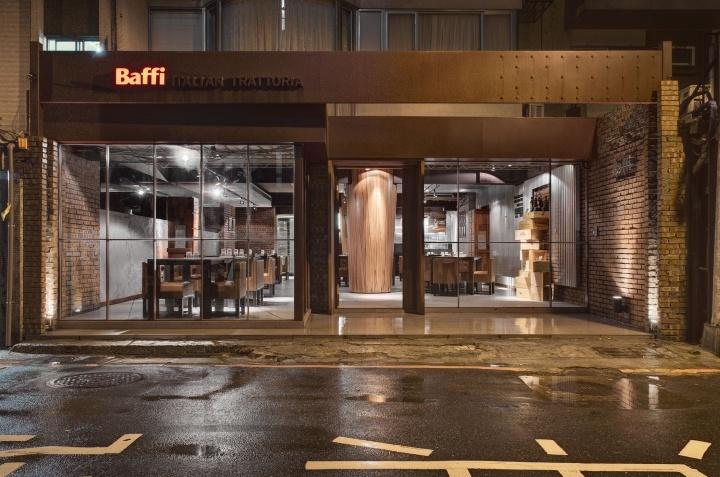 台北Baffi意大利餐厅-台北Baffi意大利餐厅第11张图片