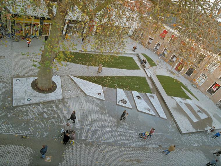 荷兰Gouvernementsplein广场第1张图片
