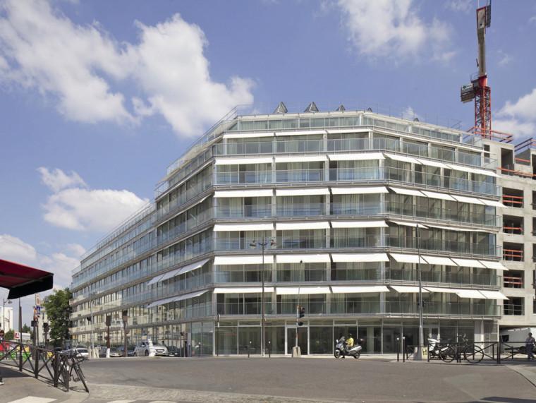 巴黎乌尔克饶勒斯学生及社会住房第1张图片